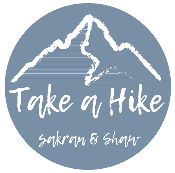 'Take a Hike' Sticker