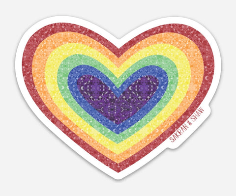 Heart Sticker