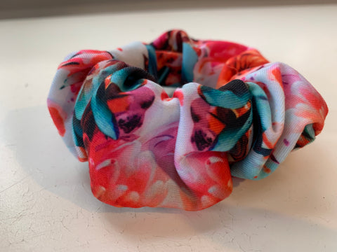 Flower Pop Scrunchie