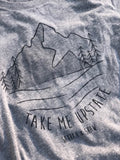 Take Me Upstate Relaxed Tee