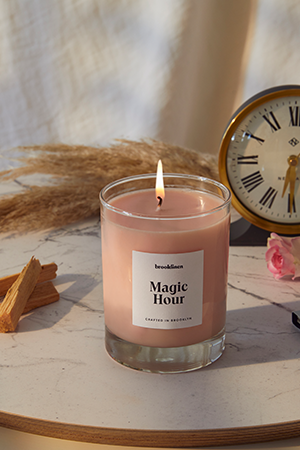 Scented Candle in Magic Hour | ALIGN : LEFT