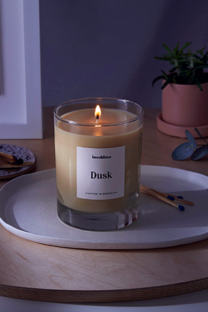 Scented Candle in Dusk | ALIGN : RIGHT