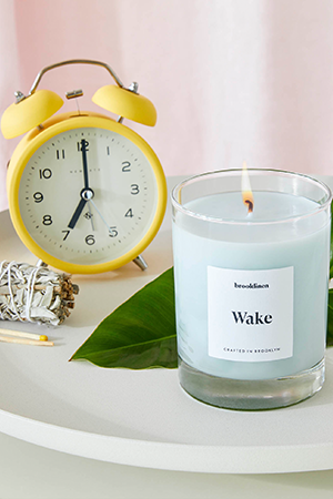 Scented Candle in Wake | ALIGN : LEFT