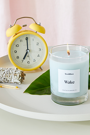 Wake Candle | ALIGN : LEFT