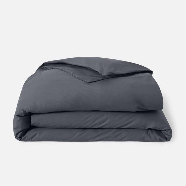 image of folded duvet cover