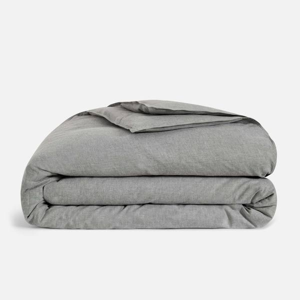Duvet Cover in Charcoal