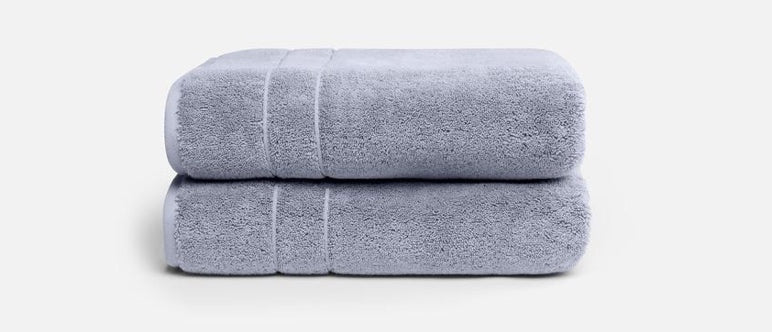Stack of two Super-Plush Towels