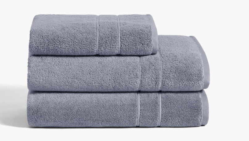 Stack of Super-Plush Towels