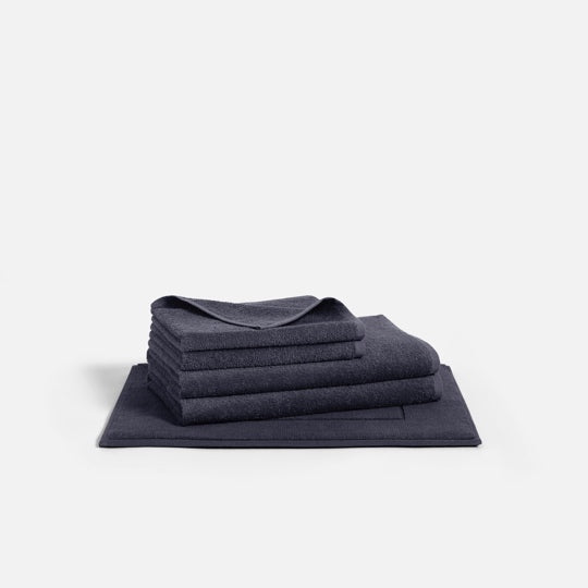 Ultralight Bath Towel Bundle in Graphite