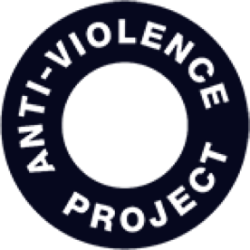 Anti-Violence Project Badge