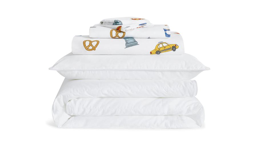Classic Cotton Sheet Set Brooklinen