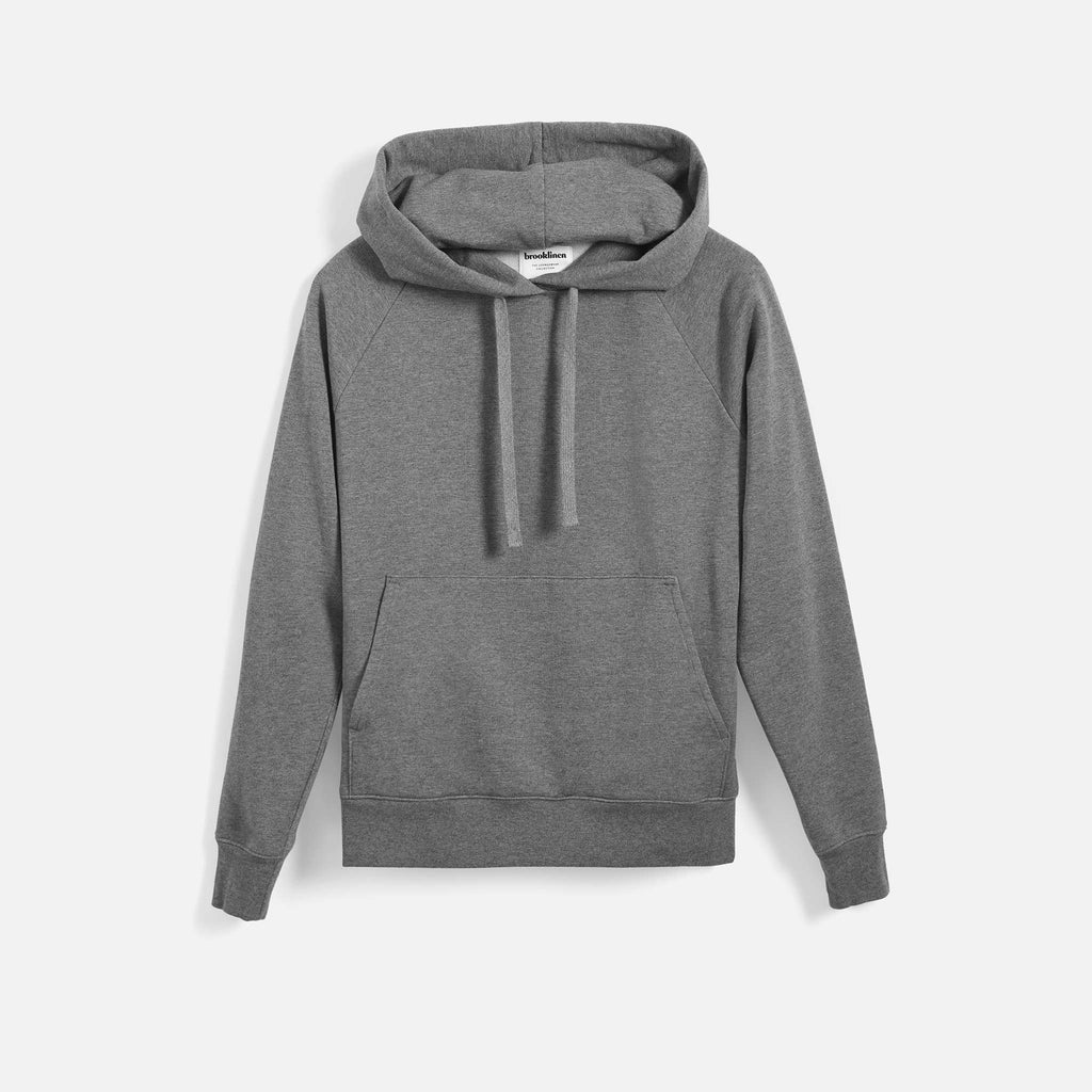 Montrose Hoodie - Heather Charcoal / M