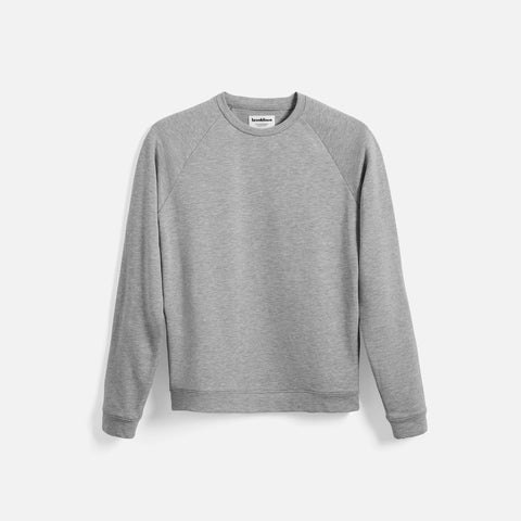 Shown in Heather Gray / M