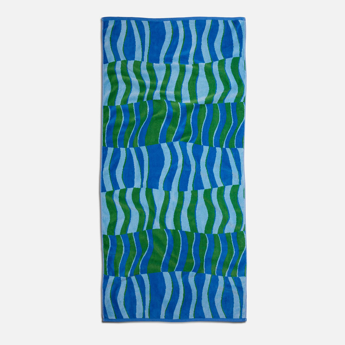Beach Towel / Wave Runner