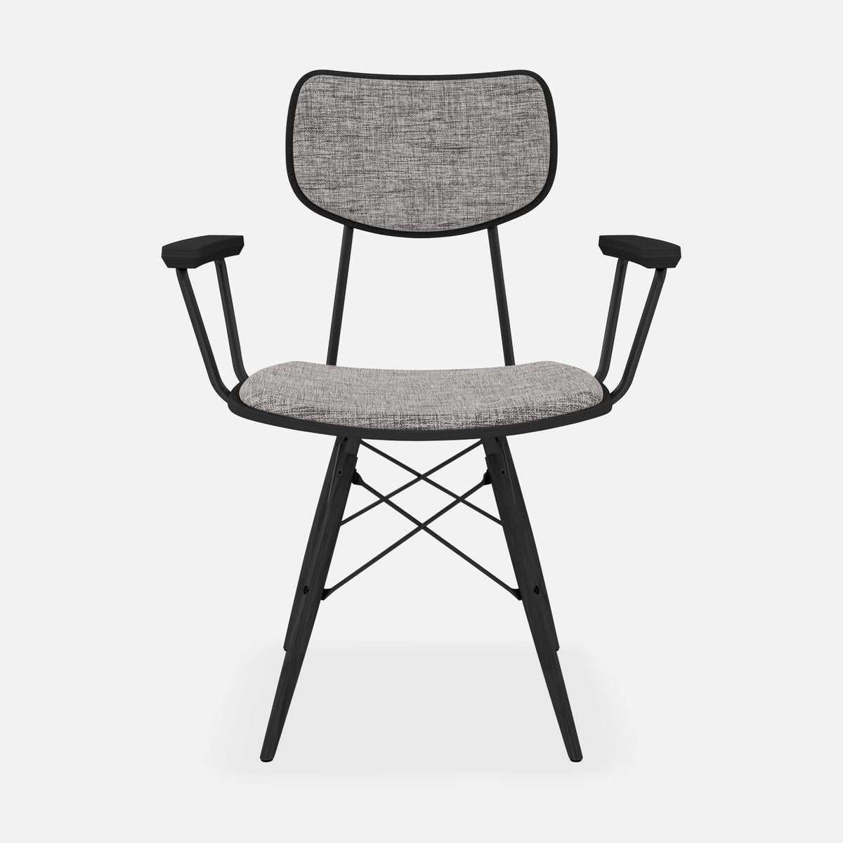 Kobe Armchair / Heathered Taupe