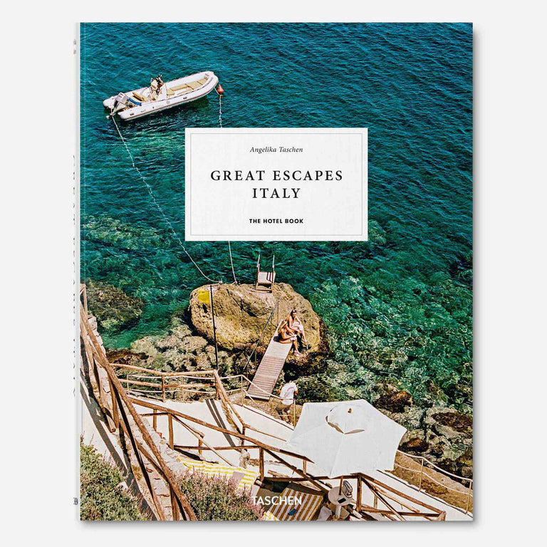 Great Escapes Italy. 2019 Edition