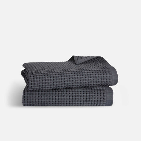 Waffle Move-in Bundle: Bath Towels