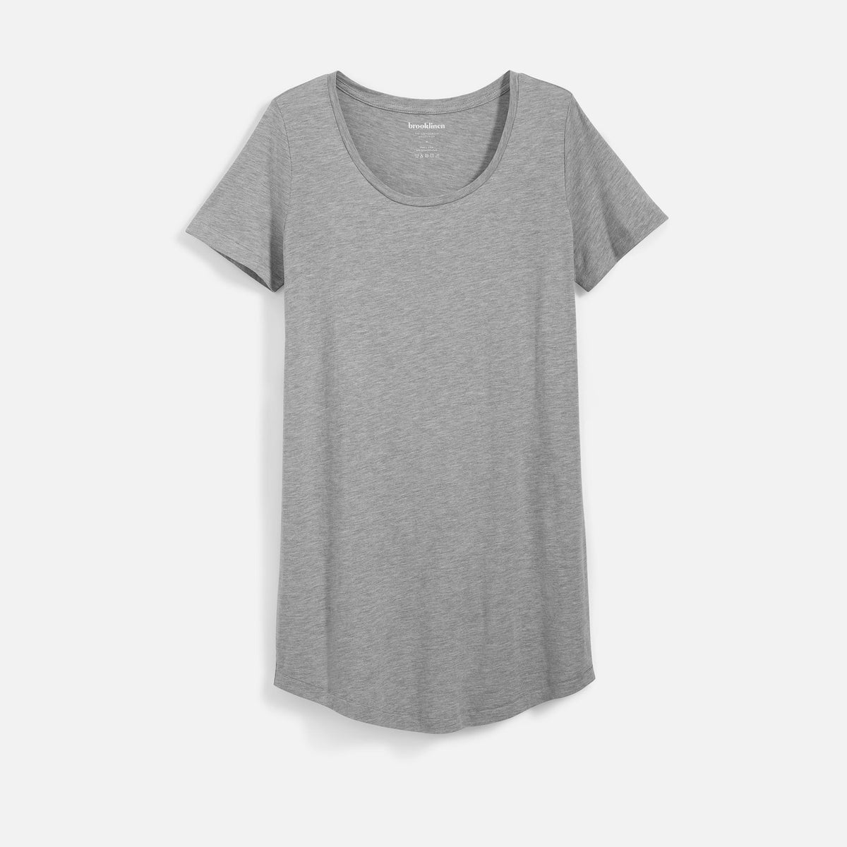 Morningside Dress / Heather Gray