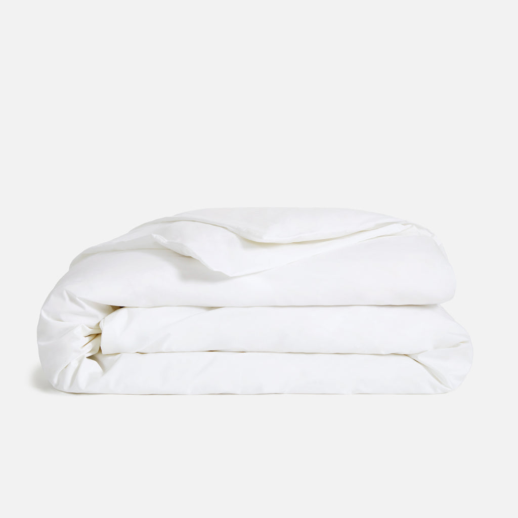 Classic Core Sheet Set - Queen / Solid White