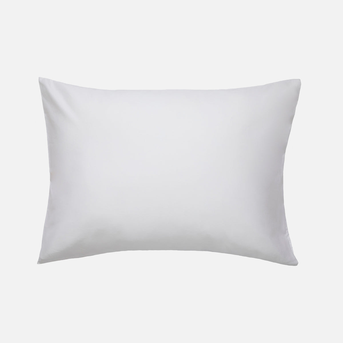 Classic Pillowcases / Solid White