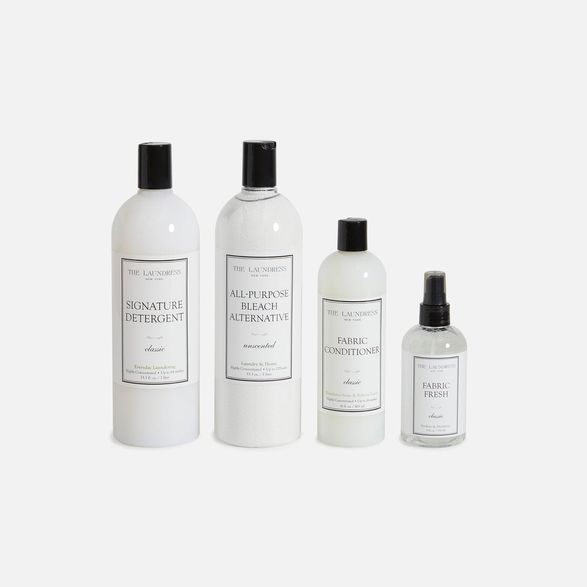 The Complete Laundress Care Bundle Brooklinen