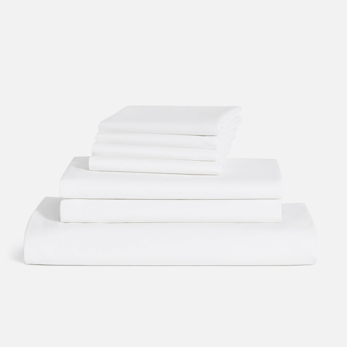 Luxe Move-In Bundle / Solid White