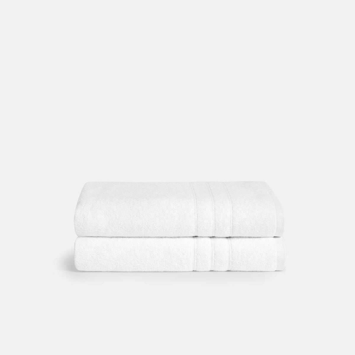 Classic Bath Towel Bundle / White