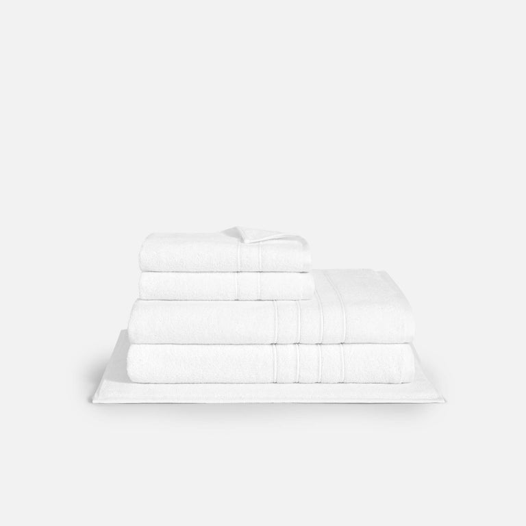 Mid Plush Bath Sheet Set