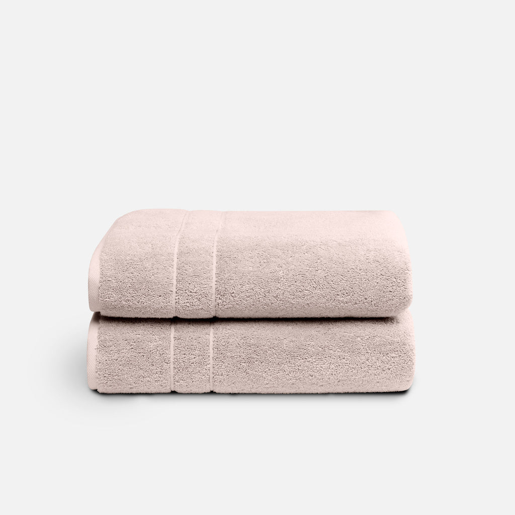 Super-Plush Bath Towels - Putty