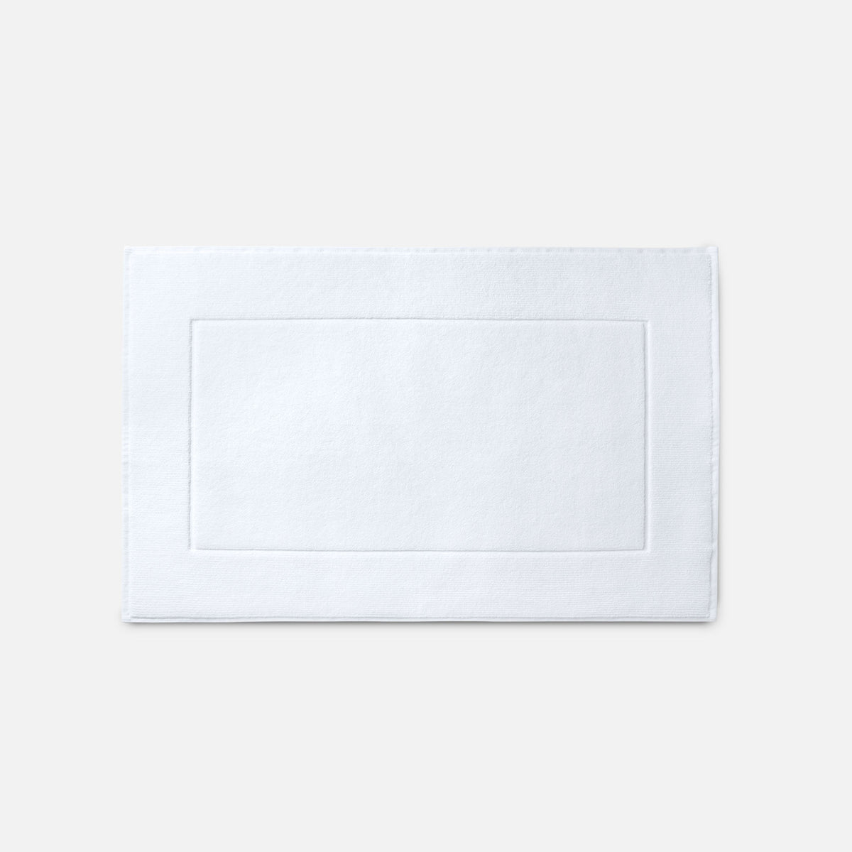 Bath Mat / White