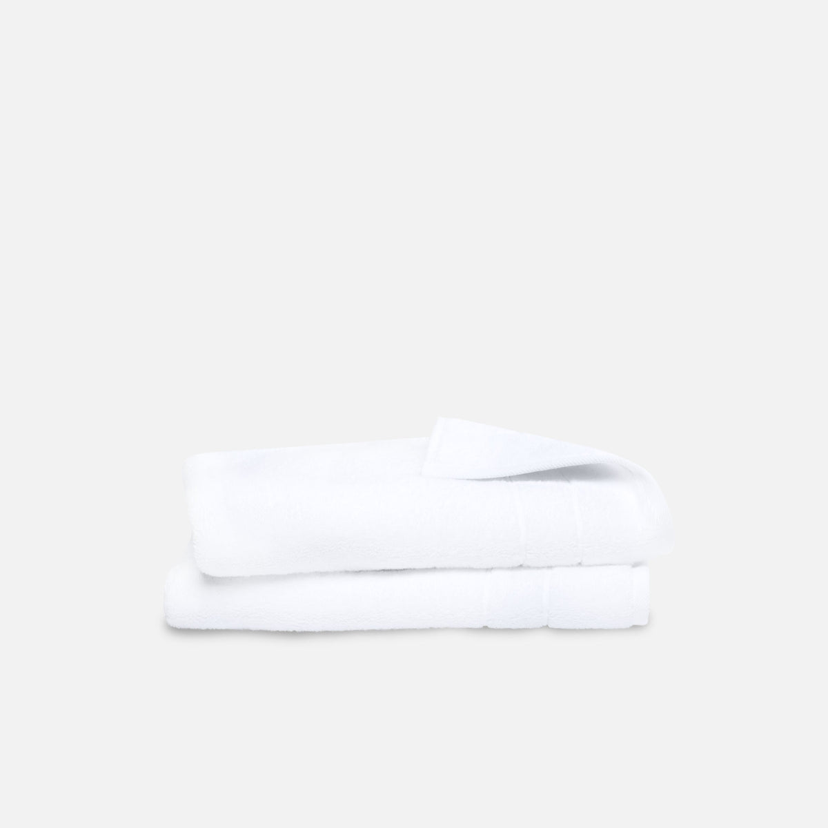 Super-Plush Hand Towels / White