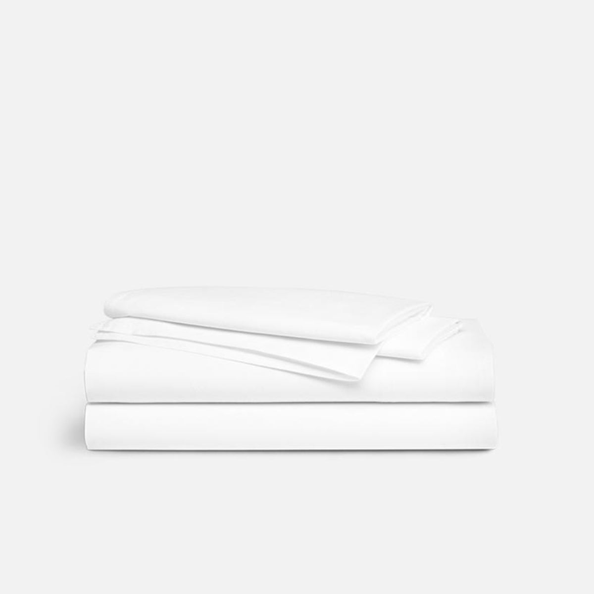 Twill Core Sheet Set / White