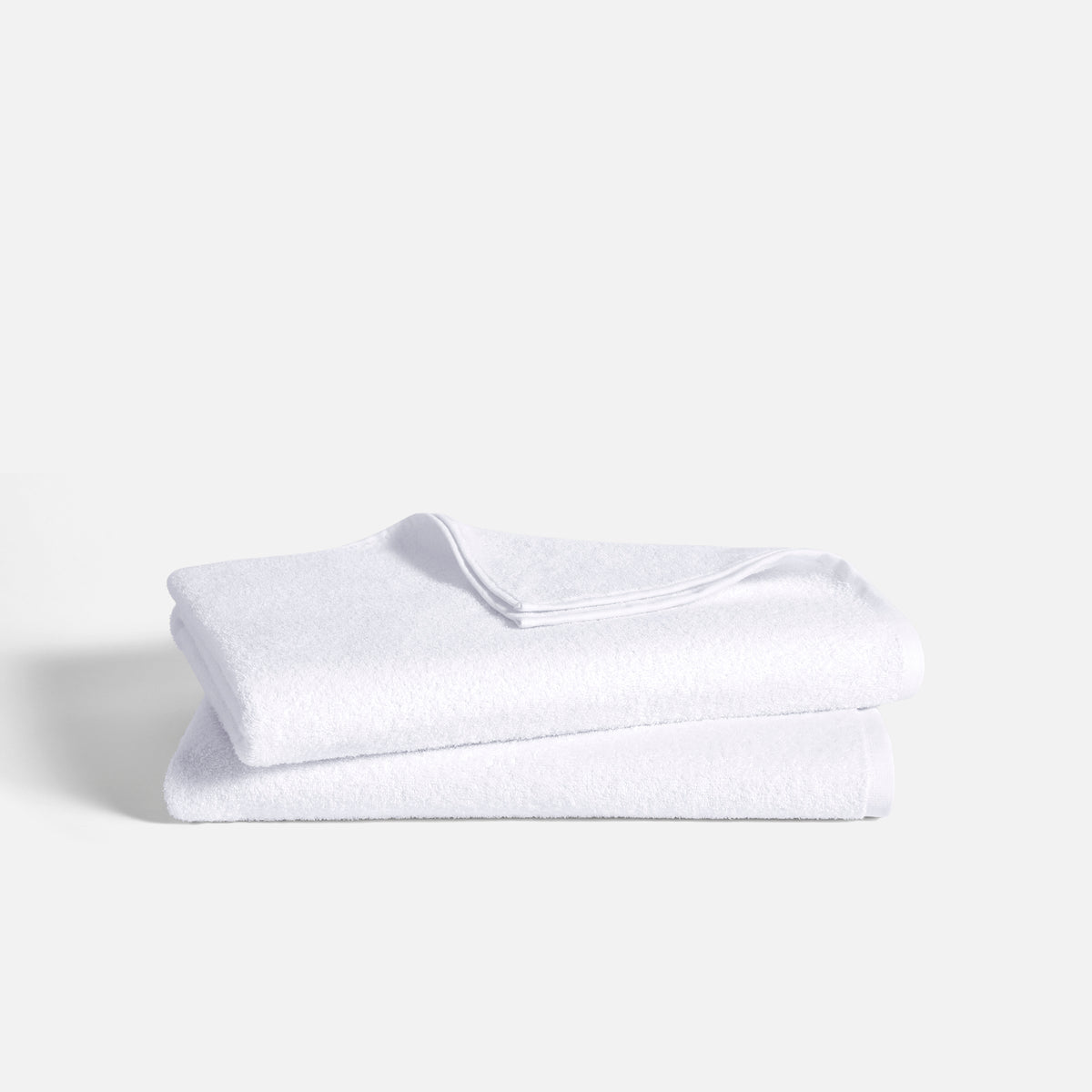 Ultralight Bath Sheets / White