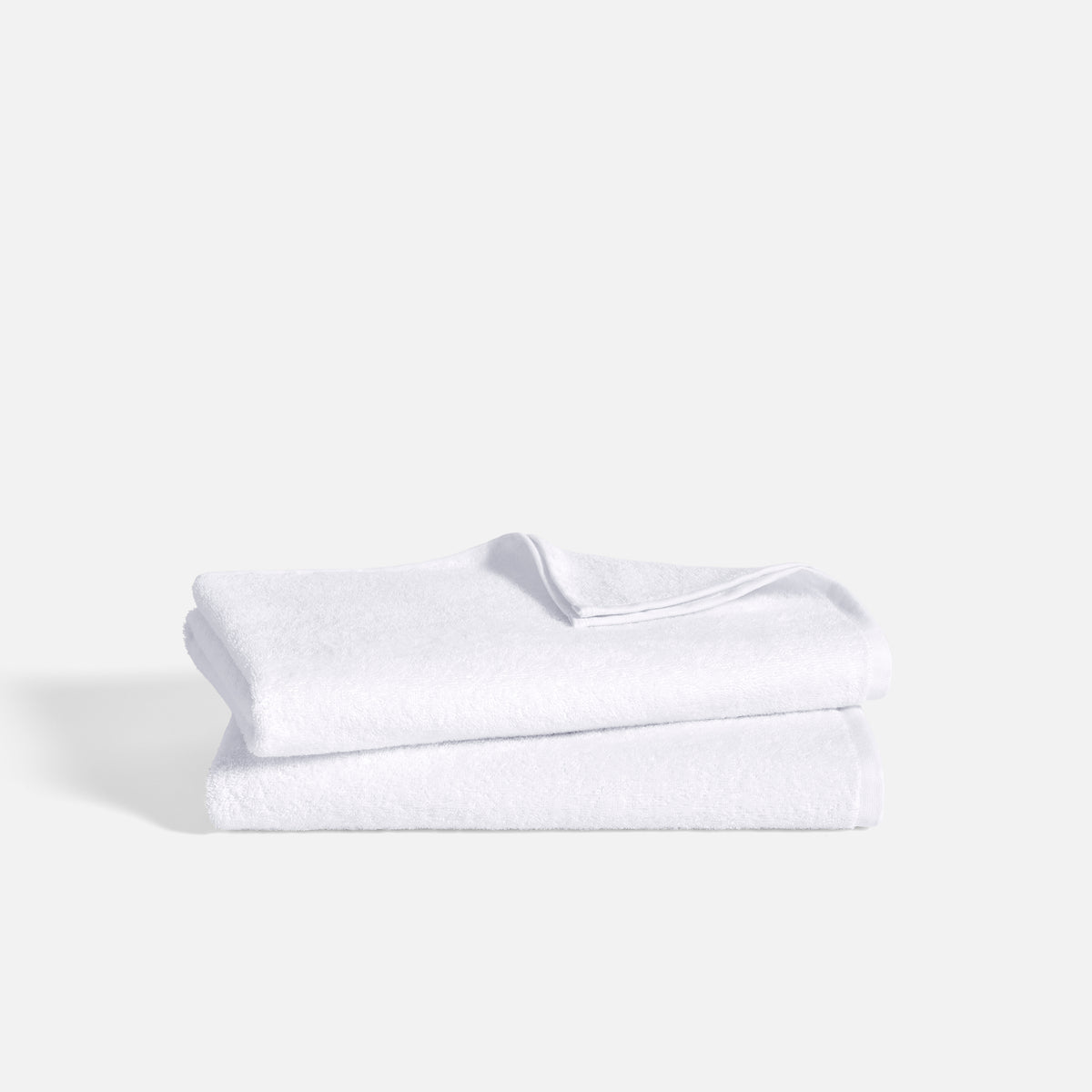 Ultralight Bath Towels / White