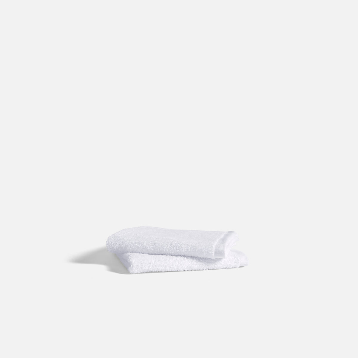 Ultralight Washcloths / White