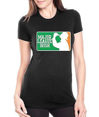 Major League Irish Saint Patricks Women's T-shirt - ALLNTRENDSHOP - 2