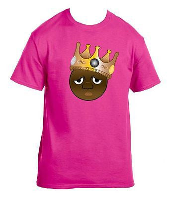 The Notorious B.I.G. Biggie Emoji Men's T-Shirt - ALLNTRENDSHOP - 4