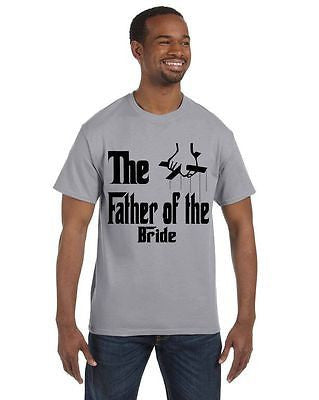 The Father Of The Bride Bachelor Bachelorette Party T-Shirt - ALLNTRENDSHOP - 4