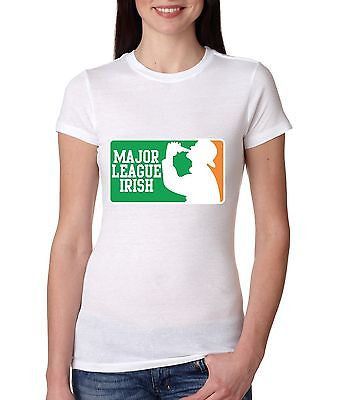 Major League Irish Saint Patricks Women's T-shirt - ALLNTRENDSHOP - 3