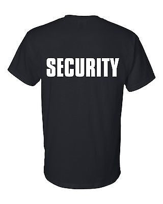 SECURITY  Men's T-SHIRT - ALLNTRENDSHOP - 3