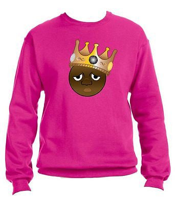 The Notorious Biggie Emoji Sweatshirt - ALLNTRENDSHOP - 3