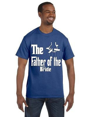 The Father Of The Bride Bachelor Bachelorette Party T-Shirt - ALLNTRENDSHOP - 3