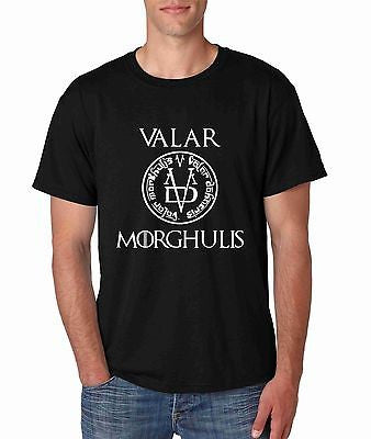 Valar Morghulis Game Of Thrones Men's T-shirt - ALLNTRENDSHOP - 1