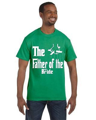 The Father Of The Bride Bachelor Bachelorette Party T-Shirt - ALLNTRENDSHOP - 5