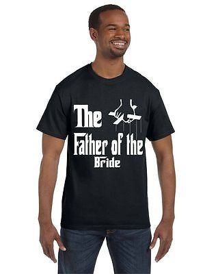 The Father Of The Bride Bachelor Bachelorette Party T-Shirt - ALLNTRENDSHOP - 2