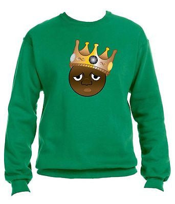 The Notorious Biggie Emoji Sweatshirt - ALLNTRENDSHOP - 5