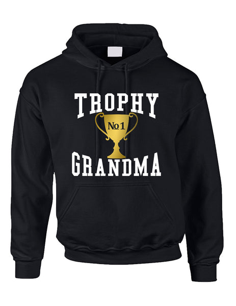 Adult Hoodie Trophy Grandma Cool Xmas Love Family Gift Top - ALLNTRENDSHOP - 6
