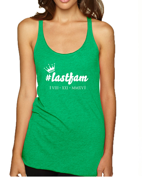 Women's Tank Top Lastfam Cool Top Trendy Popular Tank Top