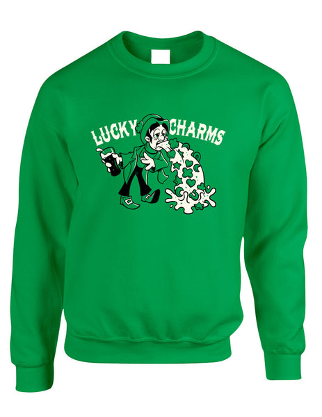 Lucky Charms Women Sweatshirts - ALLNTRENDSHOP - 4