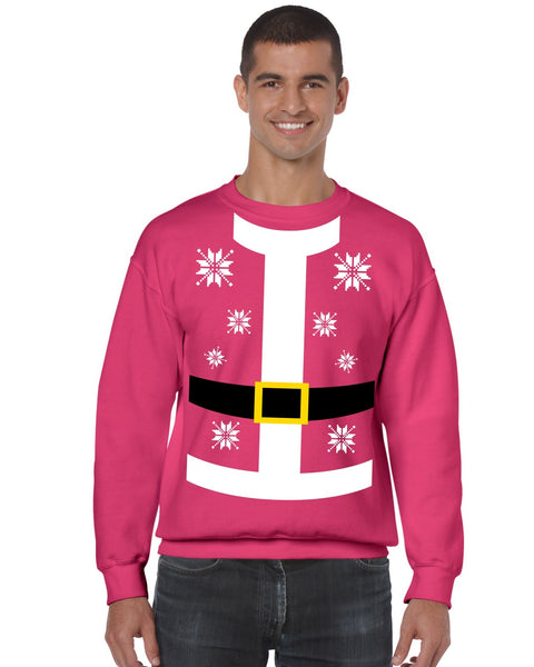 Santa suit Men's Sweatshirt - ALLNTRENDSHOP - 2